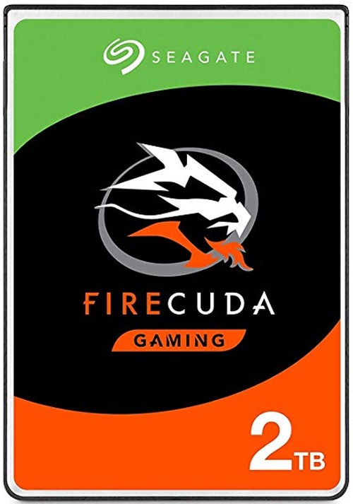 Seagate FireCuda Gaming (Compute) 2TB Solid State Hybrid Drive Performance SSHD
