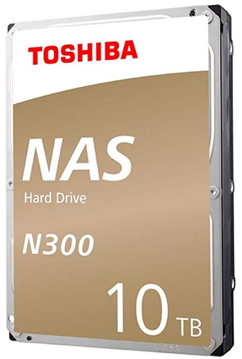 Toshiba N300 10TB