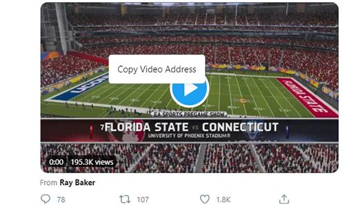 Download Twitter Video Twitter URL
