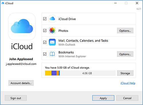 Free Email Account ICloud