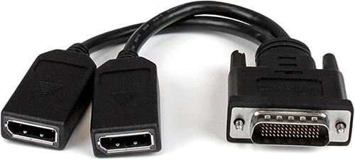 Setup Dual Monitors Windows Direct Cables