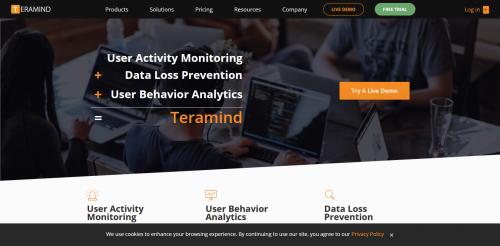 Computer Monitoring Software Teramind