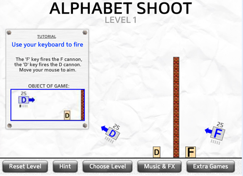 alphabet-shoot