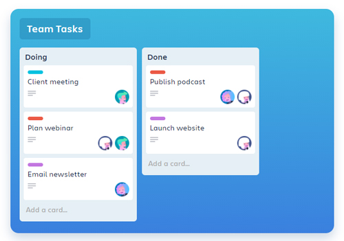 best-time-management-tools-apps-trelllo