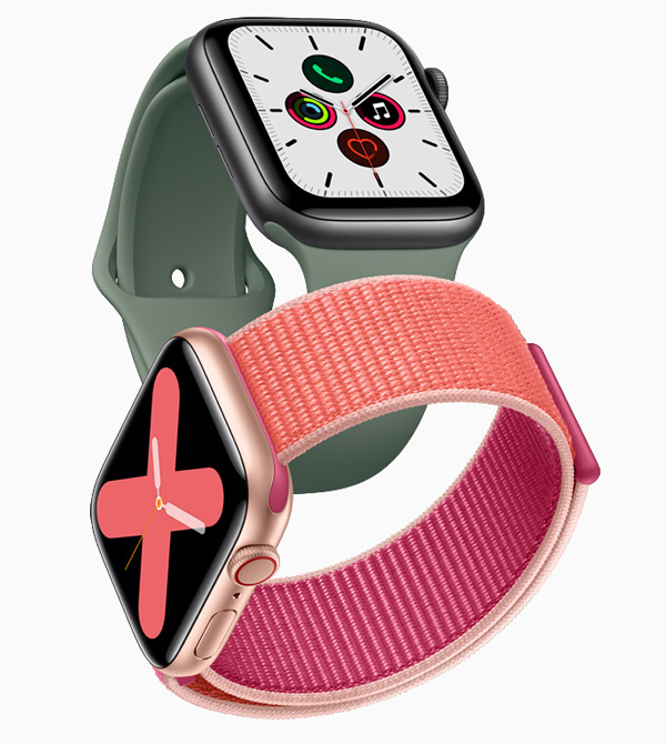 best-smartwatches-apple-watch-series-5