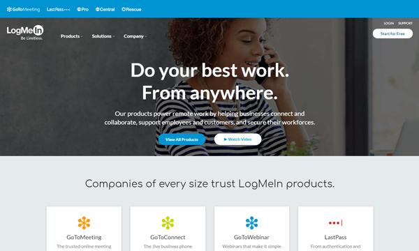 best-remote-desktop-software-logmein