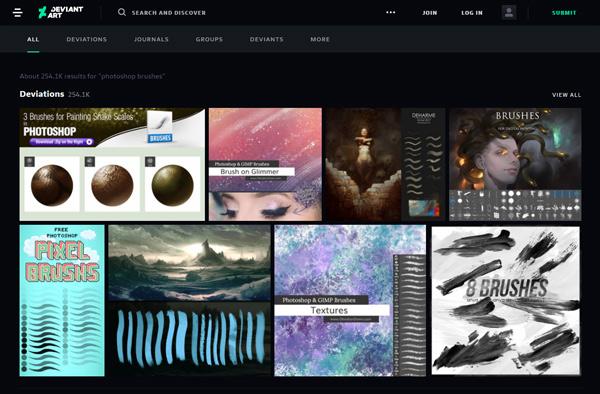 best-sites-photoshop-brushes-all-free-downloads-deviantart