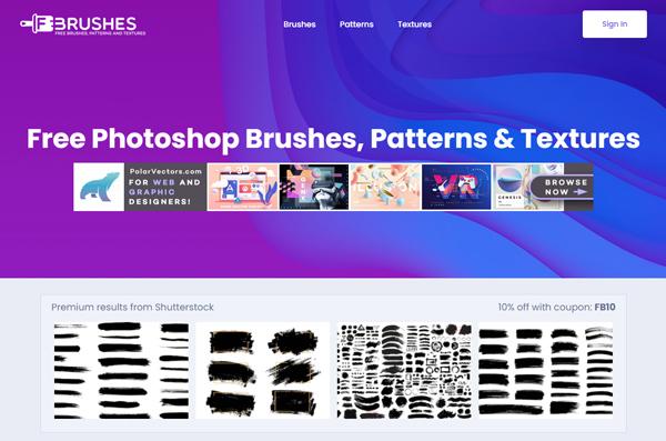 best-sites-photoshop-brushes-fbrushes