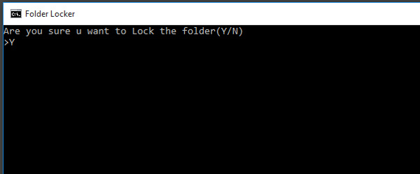 create-secured-locked-folder-windows-10-press-y-to-lock-the-folder-and-click-enter