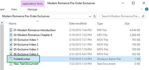 create-secured-locked-folder-windows-10-to-open-the-folder-open-the-bat-file-to-unlock-the-folder