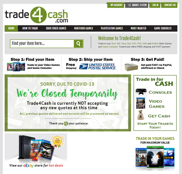 sell-old-video-games-consoles-trade4cash