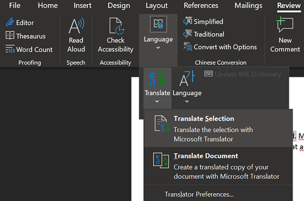translate-word-docs-multiple-languages-microsoft-word-translator-translate-selection