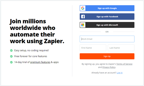 ways-use-zapier-automate-work-sign-up