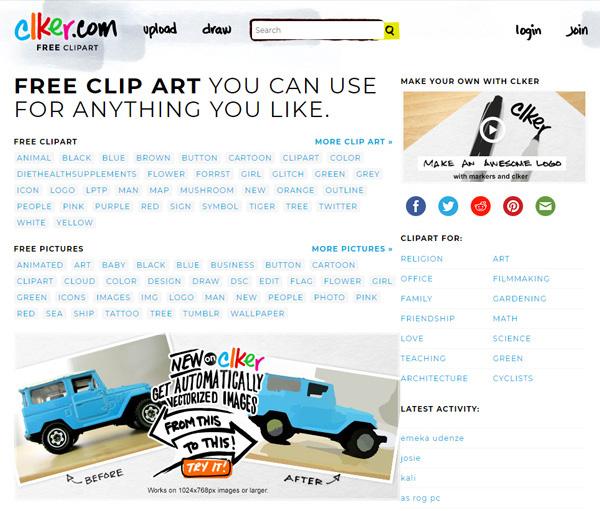 best-free-clipart-website-amazing-powerpoint-presentations-clker-com