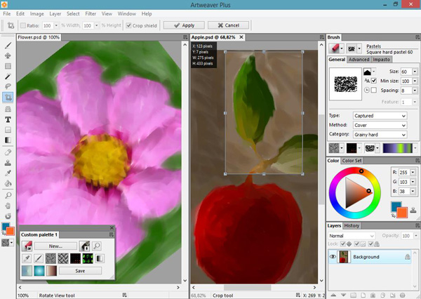 best-free-drawing-software-art-weaver