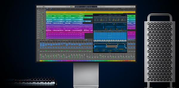 digital-audio-workstation-logic-pro