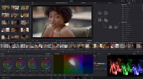 free-video-editing-software-windows-davinci-resolve