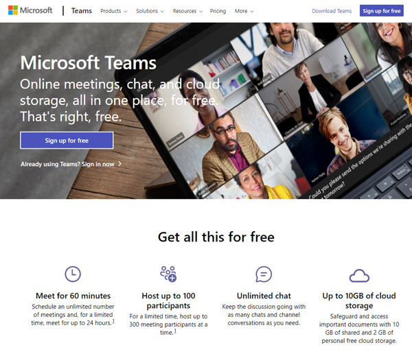 microsoft-teams-free-subscription