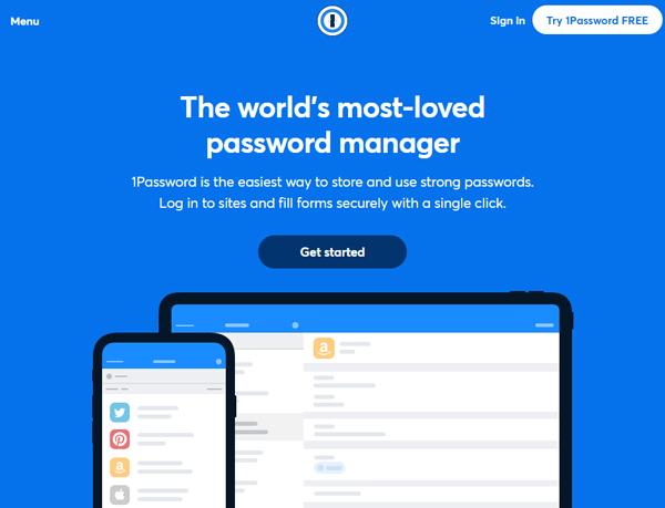 best-online-password-managers-1password