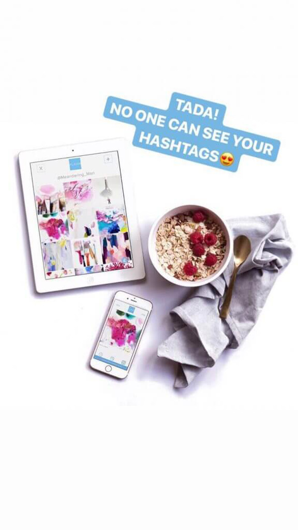 how-to-hide-hashtags-instagram-fig-8-stories-3