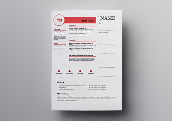 free-resume-templates-microsoft-word-openoffice-libreoffice-fig-10-polished-resume