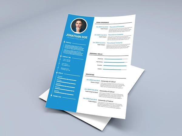 free-resume-templates-microsoft-word-openoffice-libreoffice-fig-11-crisp-clean