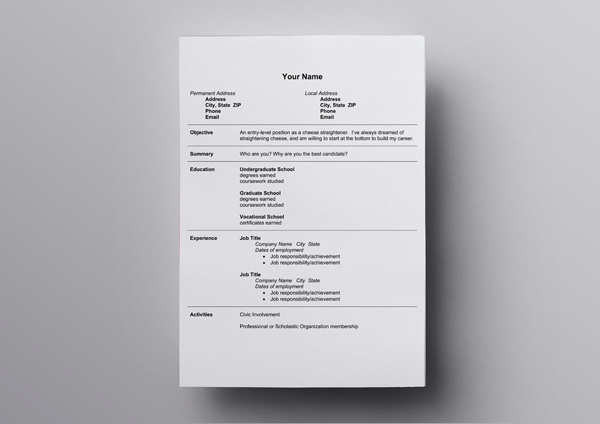 free-resume-templates-microsoft-word-openoffice-libreoffice-fig-2-entry-level