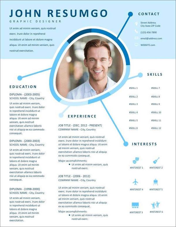 free-resume-templates-microsoft-word-openoffice-libreoffice-fig-20-iris