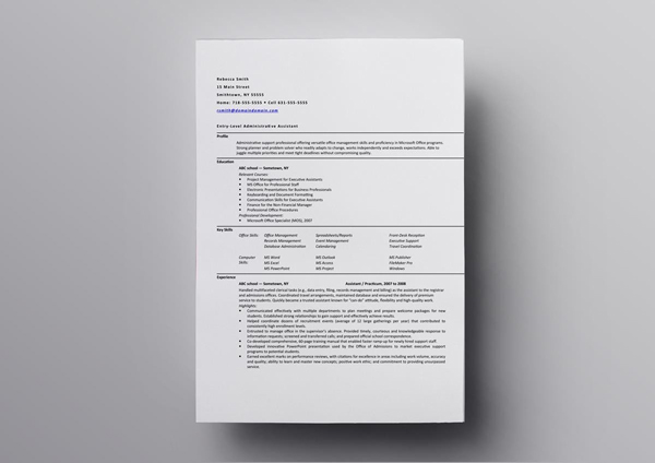 free-resume-templates-microsoft-word-openoffice-libreoffice-fig-3-simple-and-clean