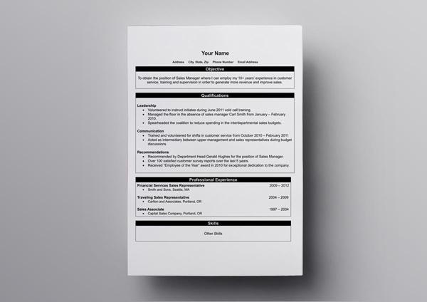 free-resume-templates-microsoft-word-openoffice-libreoffice-fig-4-internal-promotion