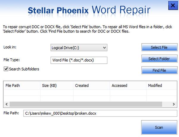 free-tools-repair-recover-corrupt-microsoft-office-word-documents-stellar-phoenix