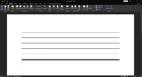 how-to-add-horizontal-lines-word-document-types-of-lines
