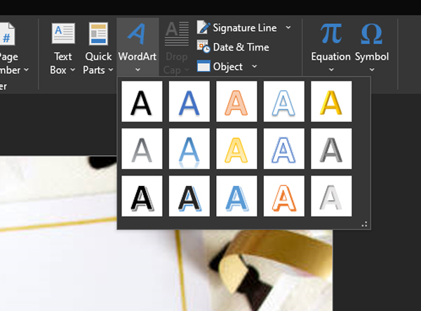 how-to-print-your-own-greeting-cards-in-word-wordart