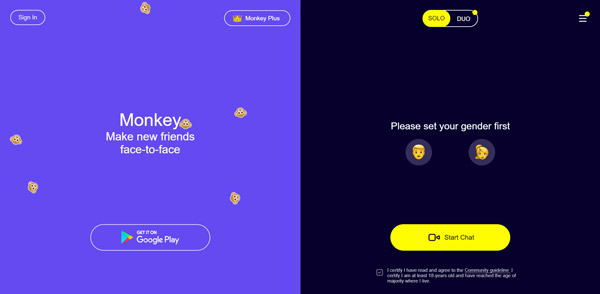 whats the hype around monkey app website
